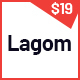 Download Lagom - Multi Concept MultiPurpose WordPress Theme from ThemeForest