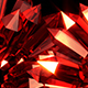 Red Crystals Background - VideoHive Item for Sale