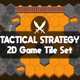 Strategy Game Tile Set - GraphicRiver Item for Sale