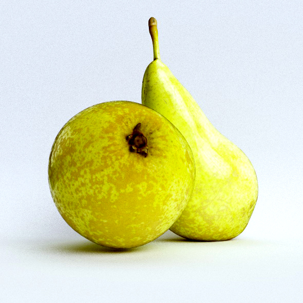 Pear - 3DOcean Item for Sale