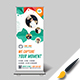 Photography Roll up Banner - GraphicRiver Item for Sale