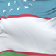 Flag of Uzbekistan Waving - VideoHive Item for Sale