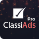 Classiads - Classified Ads WordPress Theme - ThemeForest Item for Sale