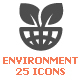 Environment Filled Icon - GraphicRiver Item for Sale