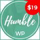 Humble - Modern Personal WordPress Blog Theme - ThemeForest Item for Sale