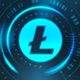 Cryptocurrency Background - Litecoin(LTC) - VideoHive Item for Sale