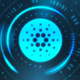 Cryptocurrency Background - Cardano(ADA) - VideoHive Item for Sale