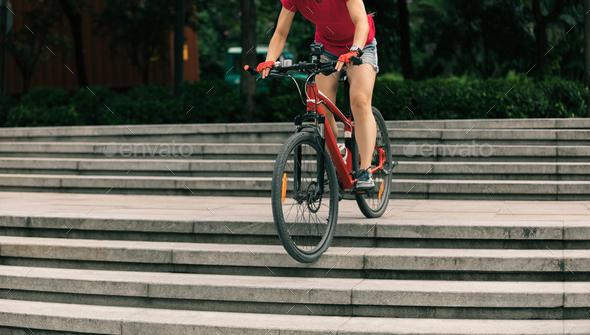Free rider - Stock Photo - Images