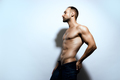 Healthy muscular young man. - PhotoDune Item for Sale