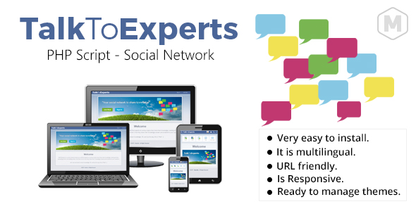 TalkToExperts - Social Platform to Share Knowledge - CodeCanyon Item for Sale