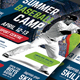 Baseball Camp - GraphicRiver Item for Sale