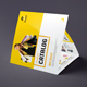 Product Promotion Square Trifold Brochure - GraphicRiver Item for Sale
