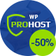 ProHost - A Trendy Hosting & Technology WordPress Theme - ThemeForest Item for Sale