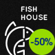 Fish House | A Stylish Seafood Restaurant / Cafe / Bar - ThemeForest Item for Sale