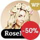 RoseMary - Hair, Beauty & Spa Salon Wordpress Theme