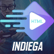 Indiega - Gaming HTML Template - ThemeForest Item for Sale