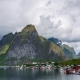 Lofoten Is an Archipelago in the County of Nordland, Norway - VideoHive Item for Sale