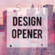 Design Opener - VideoHive Item for Sale