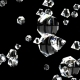 Diamonds on Black Able To Loop - VideoHive Item for Sale