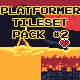 Platformer Tileset Pack #2 - GraphicRiver Item for Sale