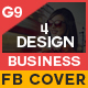 Facebook Cover Bundle - 8 Design - GraphicRiver Item for Sale