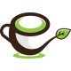 Green Tea Logo - GraphicRiver Item for Sale