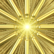 Golden Tunnel Backgrounds - VideoHive Item for Sale