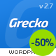 Grecko | Multipurpose WordPress Theme - ThemeForest Item for Sale