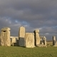Clouds Moving Over Stonehenge - VideoHive Item for Sale