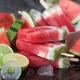 Frozen water melon popsicles - PhotoDune Item for Sale