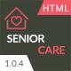 Senior Care - Senior Citizens & Elders Support HTML5 Template - ThemeForest Item for Sale
