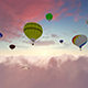 Hot Air Balloons - VideoHive Item for Sale