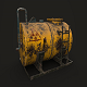 CHEMICAL TANK High Quality - 3DOcean Item for Sale
