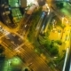 The Life of Megapolis at an Accelerated Tempo - VideoHive Item for Sale