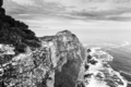 Cape Of Good Hope South Africa Black and White - PhotoDune Item for Sale