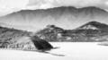 Noumea Sunset Landscape Black and White - PhotoDune Item for Sale
