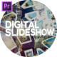 Digital Slideshow Opener for Premiere Pro - VideoHive Item for Sale