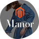 Manor - Multipurpose Magento 2 Theme - ThemeForest Item for Sale