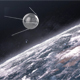 Sputnik-1 Orbiting Earth - VideoHive Item for Sale