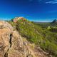 View from the summit of Mount Ngungun, Glass House Mountains, Su - PhotoDune Item for Sale