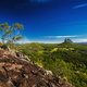 The summit of Mount Ngungun, Glass House Mountains, Sunshine Coa - PhotoDune Item for Sale