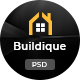 Buildique - Construction PSD Template - ThemeForest Item for Sale