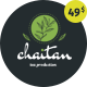 Chaitan - Tea Production Company and Tea Store WordPress Theme