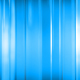 Abstract Blue Thin Glass Panels