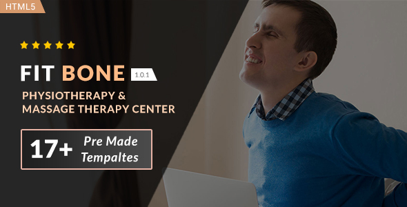 Fit Bone - Physiotherapy and Massage Therapy Center - Health & Beauty Retail