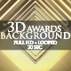 3D Awards Background - VideoHive Item for Sale