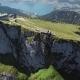 Aerial of Schafberg Summit, Upper Austria - VideoHive Item for Sale
