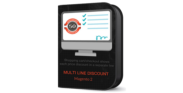 Multiline Discount Magento 2            Nulled
