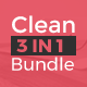 3 in 1 Bundle PowerPoint - GraphicRiver Item for Sale