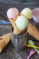 Scoops of ice cream - PhotoDune Item for Sale